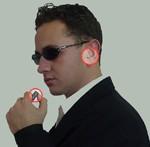 SPY covert headset   HS0005